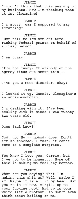 Homeland Pilot Dialogue 2