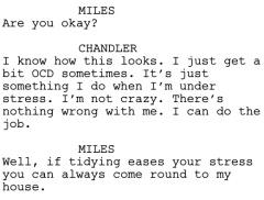 Whitechapel Series 2 Ep 2 Dialogue 2