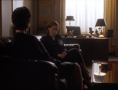 The X-Files Elegy 3
