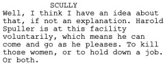 The X-Files Elegy Dialogue 1_2